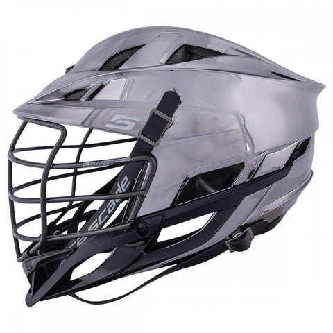 Cascade S Youth Metallic Helmet