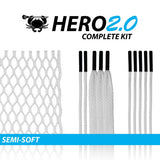 ECD Hero 2.0 Semi-Soft Mesh Kit