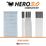 ECD Hero 3.0 Semi-Hard Mesh Kit