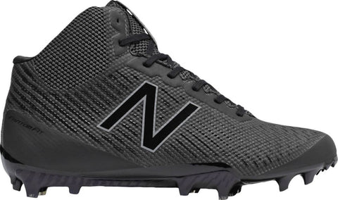 New Balance Burn X Cleats - Black