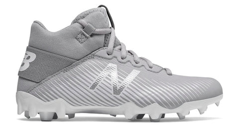 New Balance Freeze 2.0 Junior Cleats - Grey