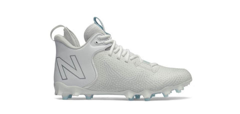 New Balance Freeze V3 Cleats - White
