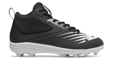 New Balance Rush Cleats Youth - Black