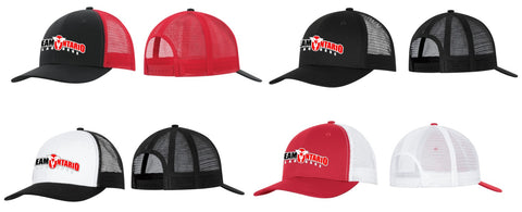 Team Ontario Snapback Trucker Hat