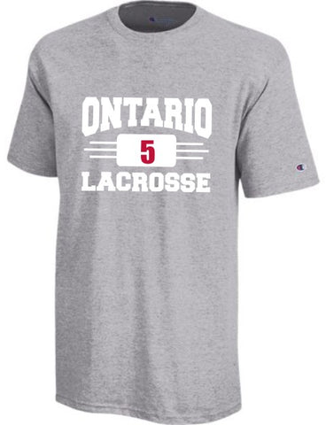 Team Ontario Champion Athletics T-Shirt