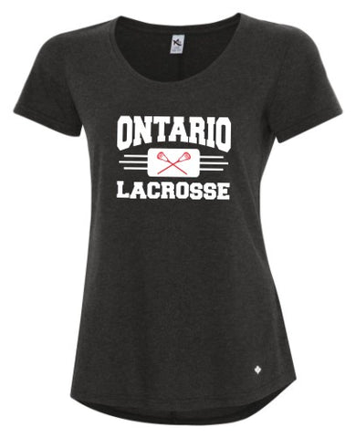 Team Ontario Women's Scoop Neck T-Shirt