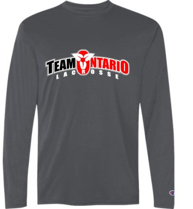 Team Ontario Champion Long Sleeve T-Shirt