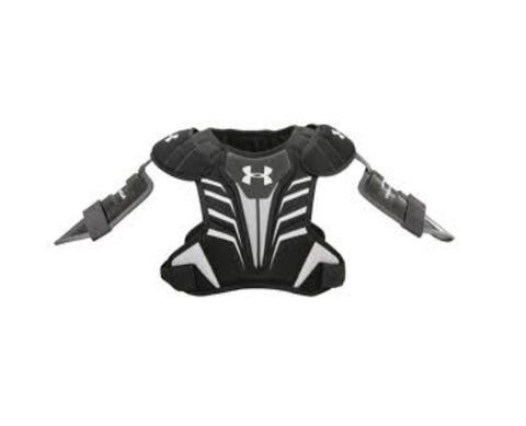 UA Strategy 2 Box Shoulder Pads