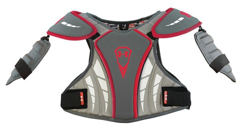 UA Strategy Box Shoulder Pads