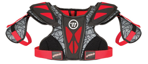 Warrior Gremlin Box Shoulder Pads