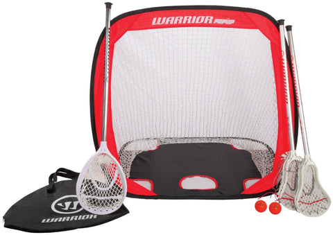 Warrior Mini Lacrosse Pop-Up Set