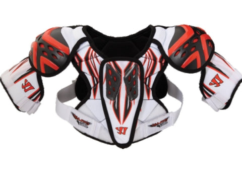 Warrior Peanut Shoulder Pads