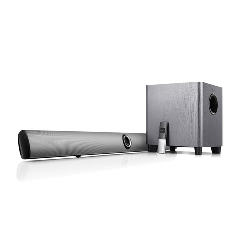 B8 - Smart Home Soundbar with Wireless Subwoofer - Bluetooth