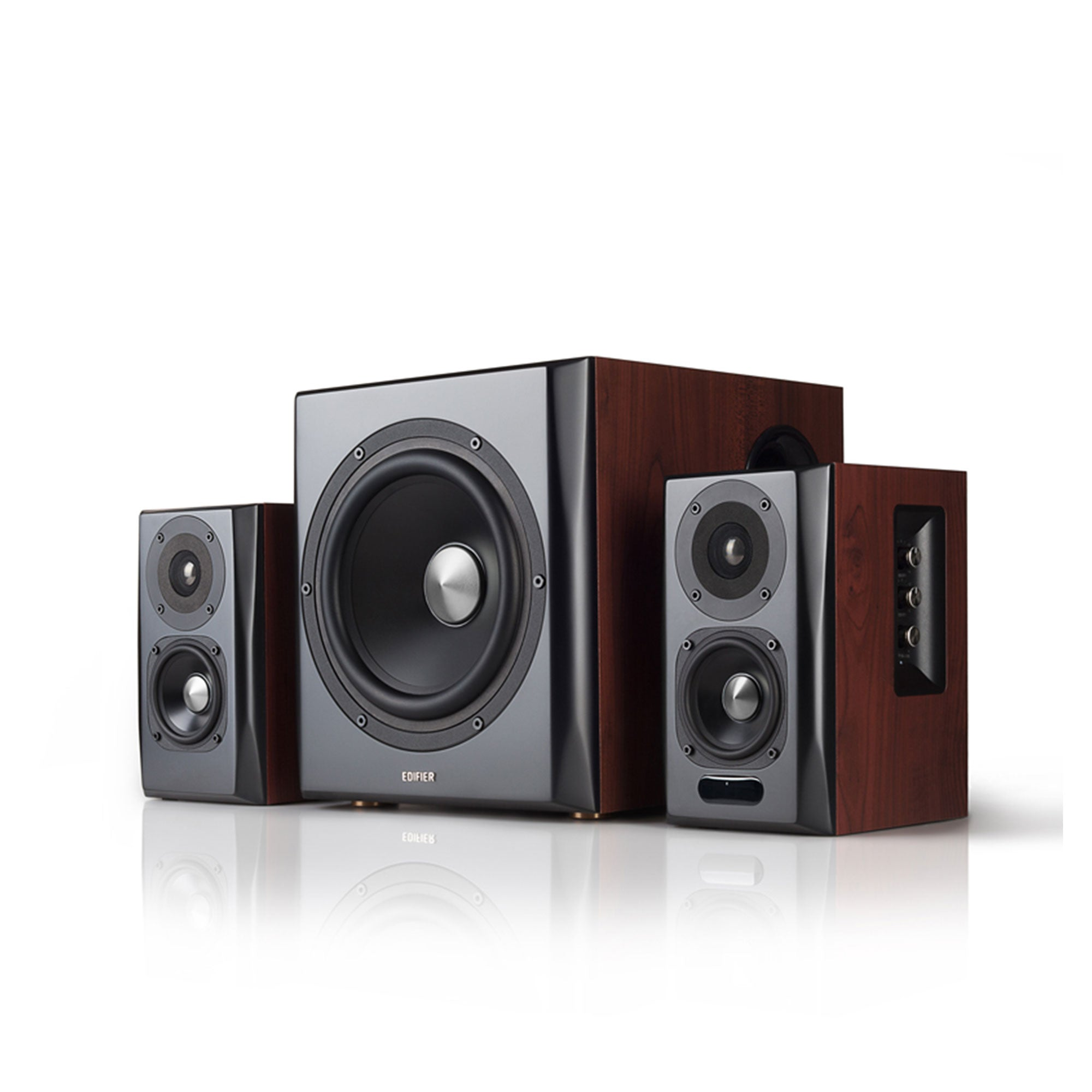 S350DB - 2.1. Active Desktop / Bookshelf / Gaming Speaker With Subwoofer - Bluetooth