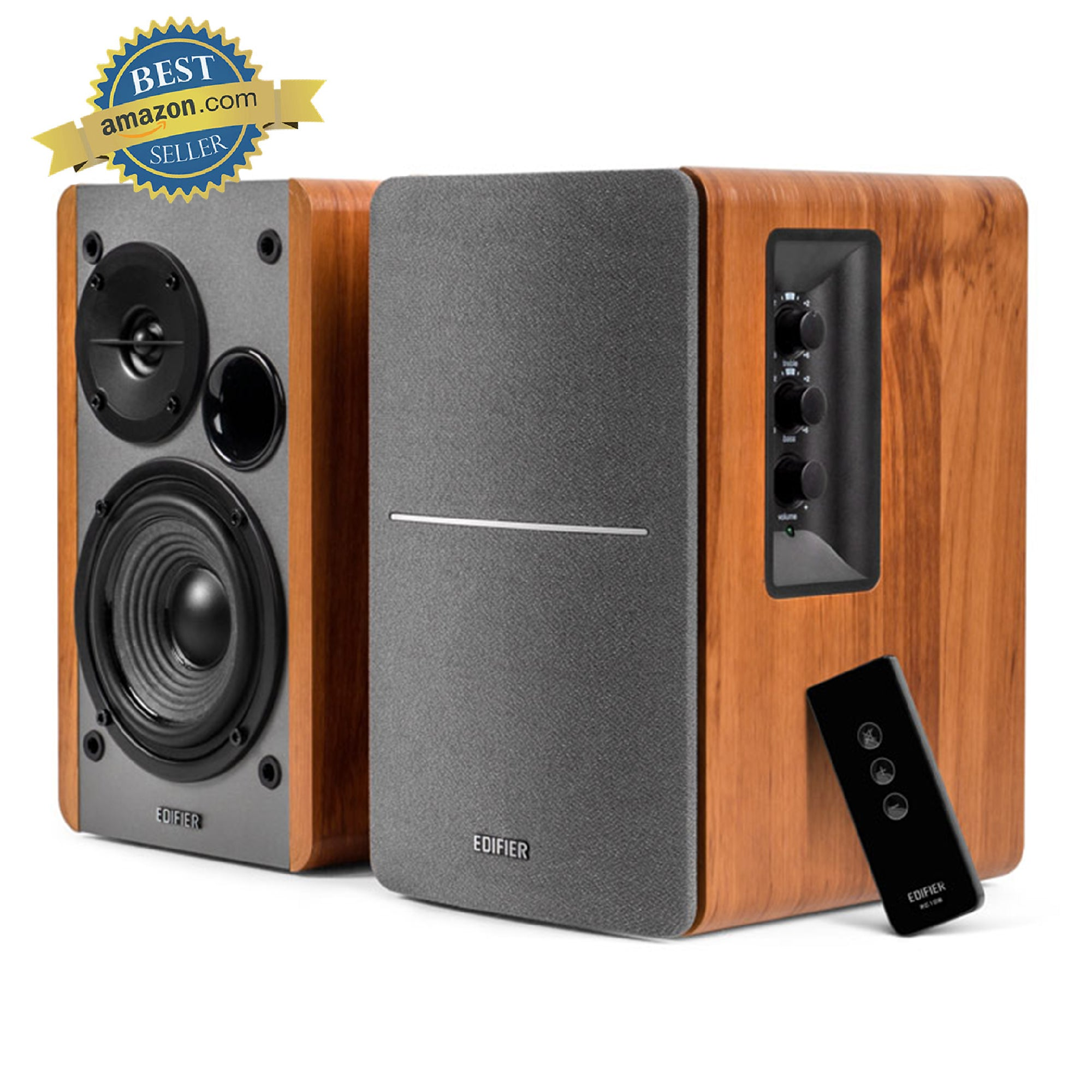R1280T - Active Bookshelf Speaker