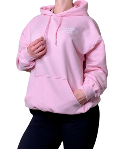 Pink Made Strong Pullover Hoodie Special Edition
