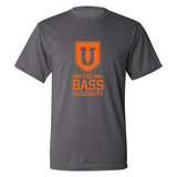 Bass University Short Sleeve Performance Tee