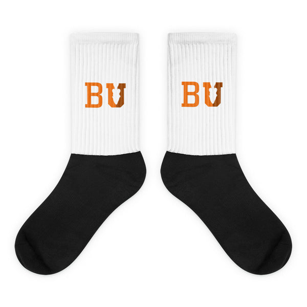 Bass University Socks