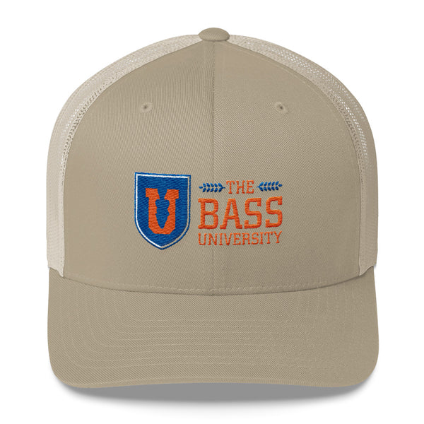 Bass University Trucker Cap