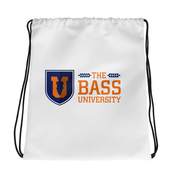 Bass University Drawstring bag