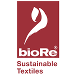bioRe Siegel, bioRe sustainable textiles