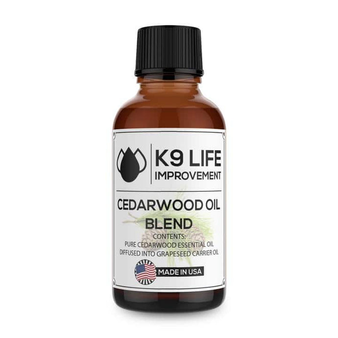 K9 Life Improvement Cedarwood Blend