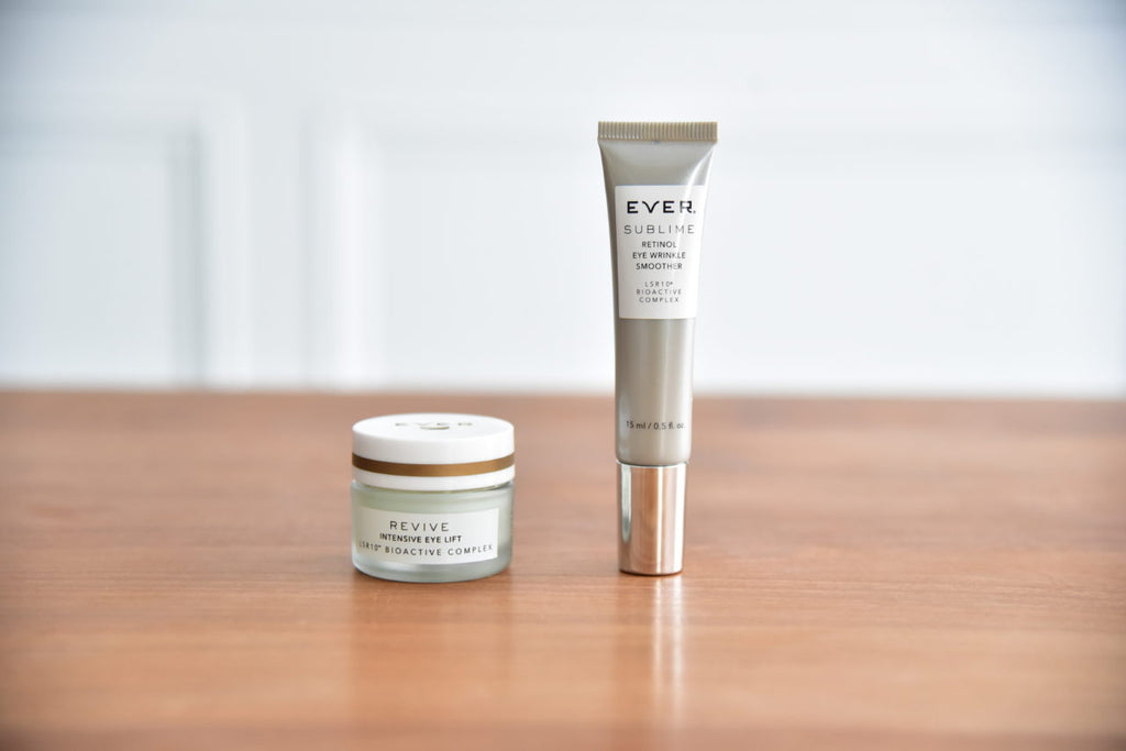 Revive and Sublime Eye Creams - Ever Skin Products Online