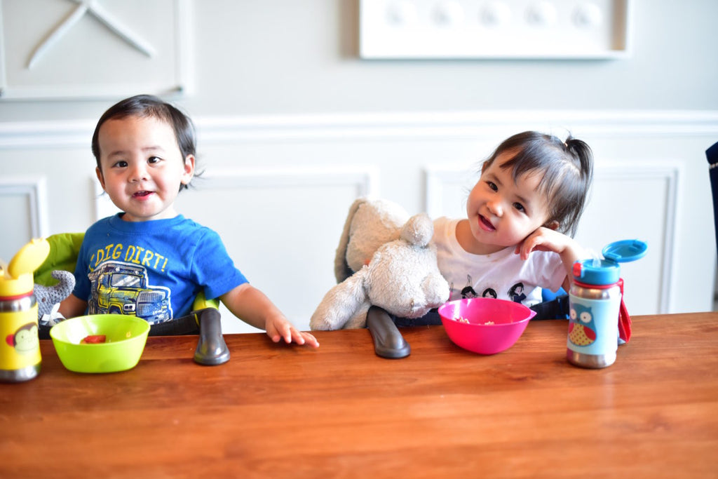 Parenting Tips - Cute Asian Descent Babies