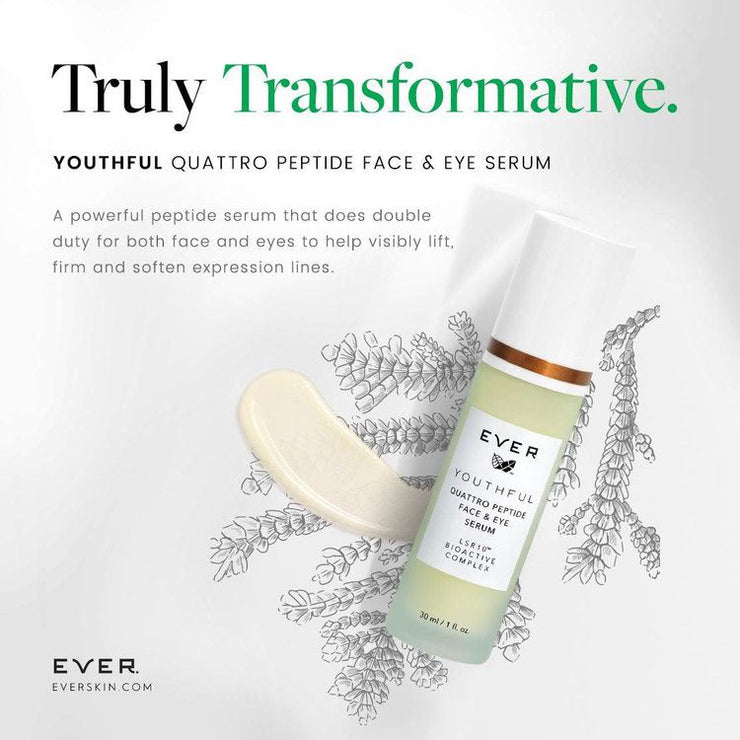 YOUTHFUL SERUM EVERSKIN BENEFITS REVIEW