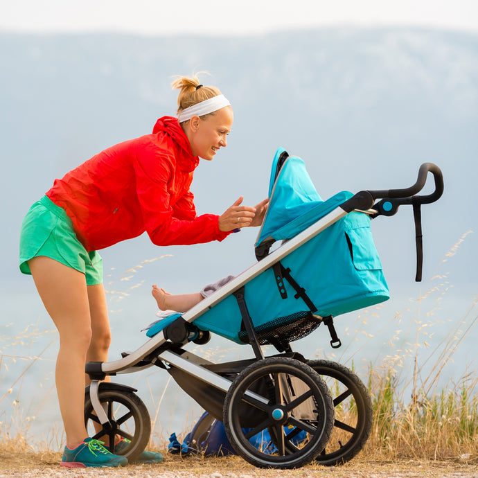 How to Stay Fit and be a Parent