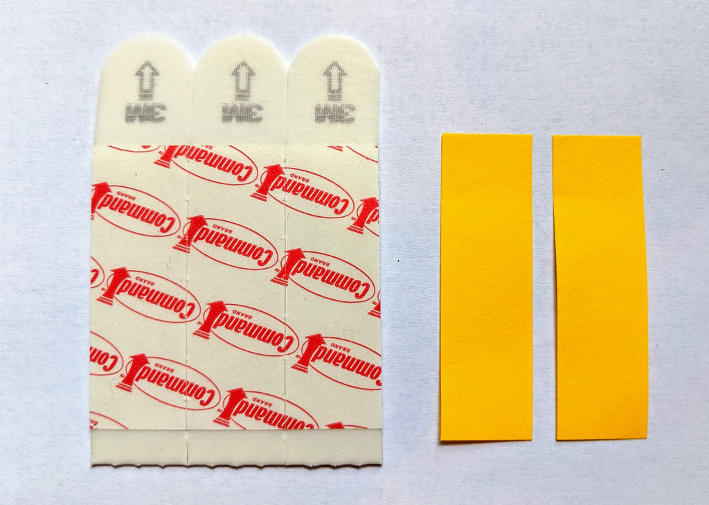 3M Command Adhesive Strips and Markers