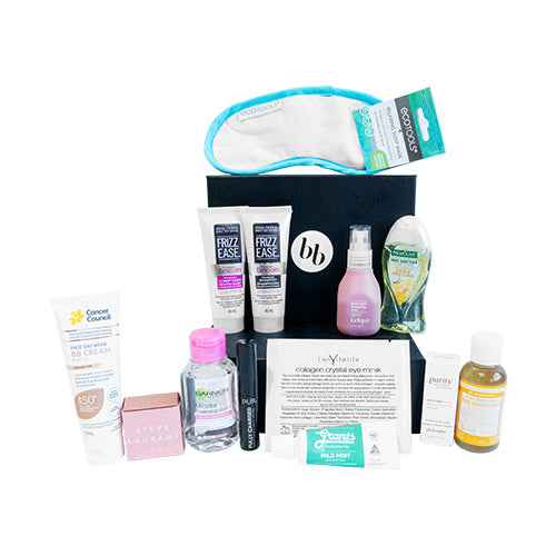 Beauty Onboard Limited Edition Travel Box