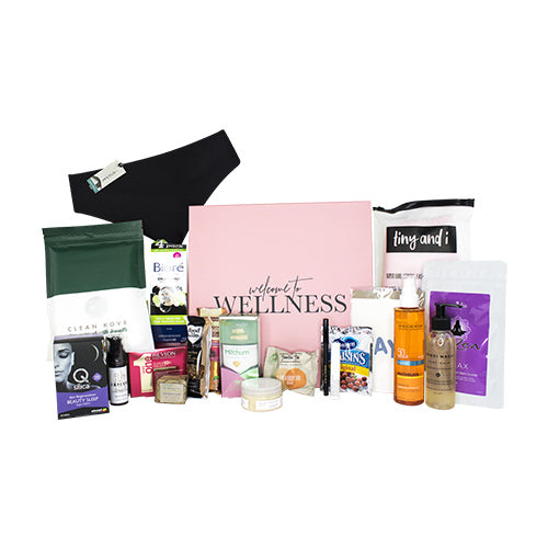 Welcome to Wellness Limited Edition Spring Box (Valued at over $250)