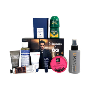 Mens Luxury Grooming by GQ Limited Edition Box