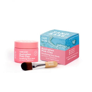 Sand & Sky Australian Pink Clay Porefining Face Mask