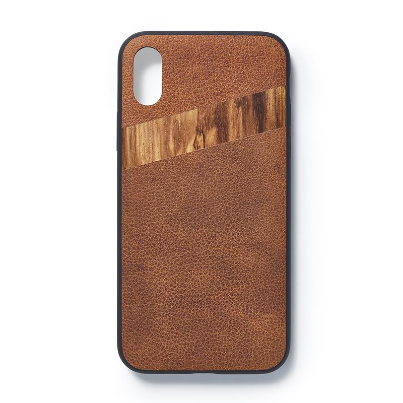 iPhone  X Case zebrano - Other Circles