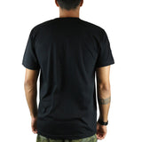MEN'S LOGO TEE IN BLACK
