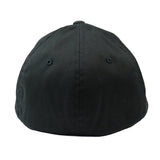 CLASSIC FLEXFIT HAT IN BLACK