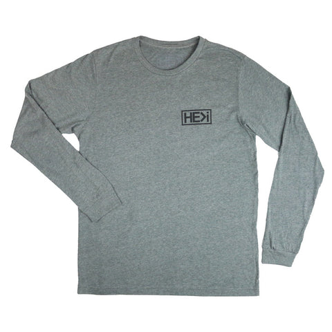 MEN'S LOGO TEE IN LIGHT OLIVE