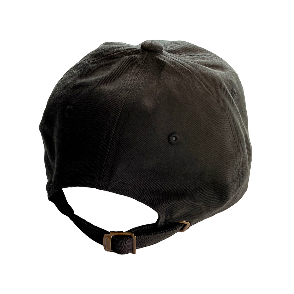DAD HAT IN BLACK