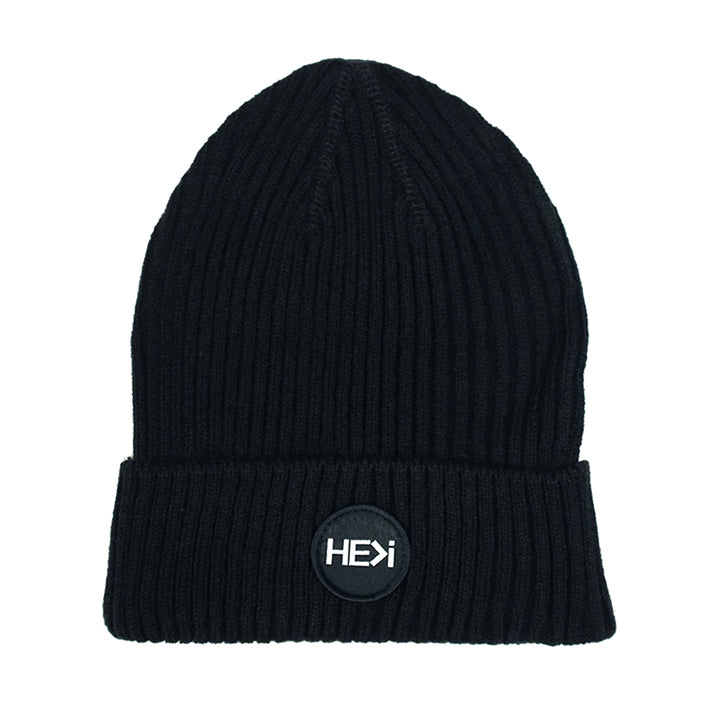 SHOREMAN BEANIE IN BLACK