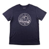 KID'S KA'ENA TEE IN HEATHER NAVY