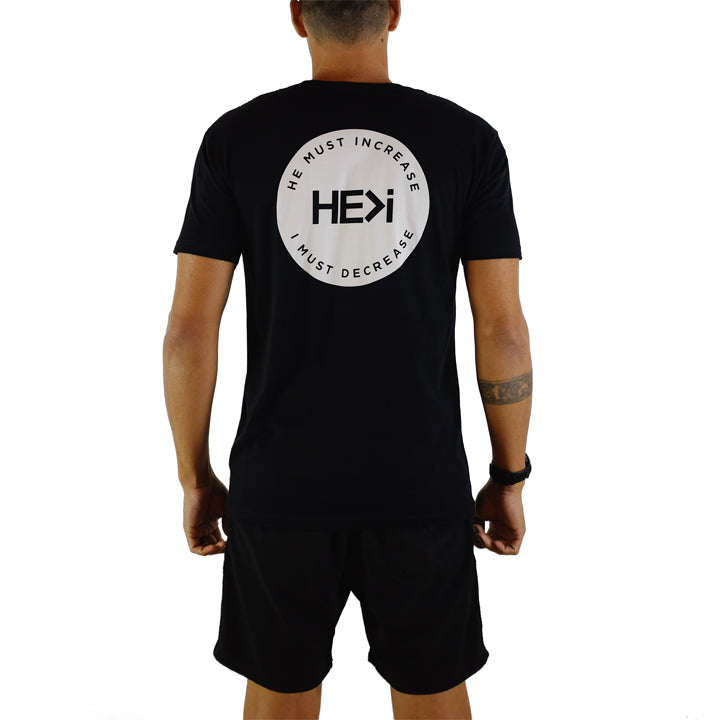 MEN'S 330 TEE IN BLACK