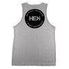 MEN'S 330 TANK IN HEATHER GREY