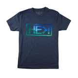 MEN'S ELEMENTS TEE IN VINTAGE NAVY