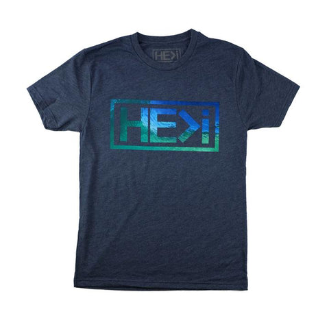 MEN'S 330 TEE IN VINTAGE TURQUOISE