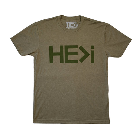 MEN'S KA'ENA TEE IN PREMIUM HEATHER