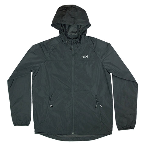 WEATHER TECH JACKET IN HEATHER GREY