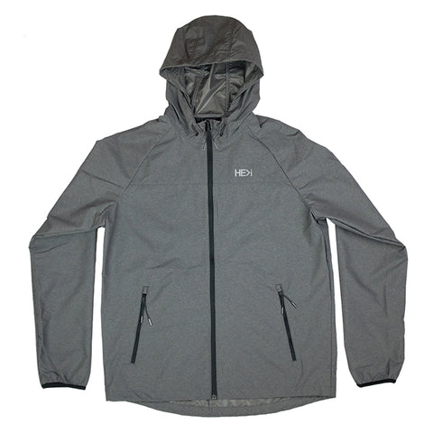 WEATHER TECH JACKET IN BLACK