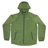 WEATHER TECH JACKET IN MILITARY GREEN